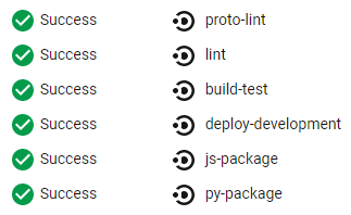 Example of StackPulse build steps